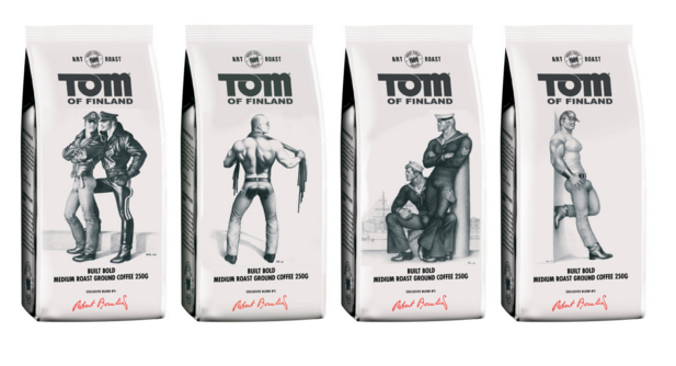 TOM OF FINLAND FOUNDATION/ROBERT PAULIG ROASTERY