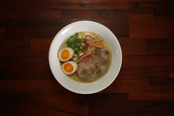 Clear ramen - JAKE FREED