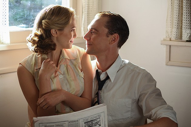 Left to right: Elizabeth Olsen as Audrey Williams and Tom Hiddleston as Hank Williams - SAM EMERSON, COURTESY OF SONY PICTURES CLASSICS