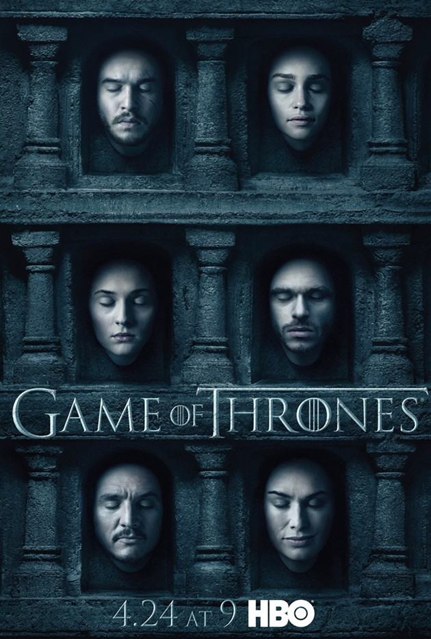 The Ultimate Game of Thrones Experience on April 19 is meant to tide GoT super fans over till the show's premiere on April 24. - HBO