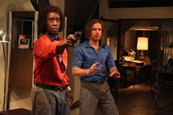 Left to right: Don Cheadle Ewan McGregor as Dave Braden - BRIAN DOUGLAS, COURTESY OF SONY PICTURES CLASSICS