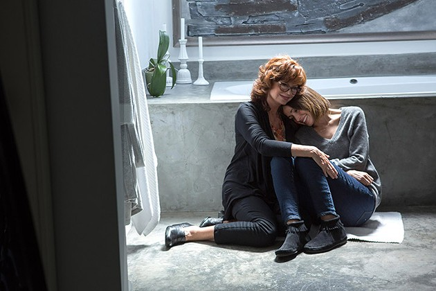 Left to right: Susan Sarandon as Marnie Minervini and Rose Byrne as Lori Minervini - JAIMIE TRUEBLOOD, COURTESY OF SONY PICTURES CLASSICS