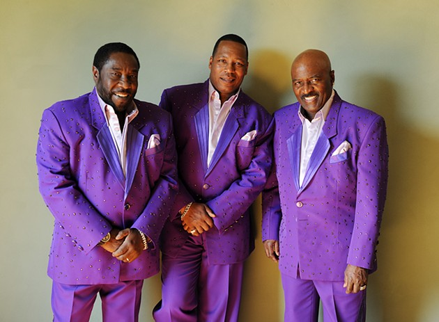 The O'Jays - STERN GROVE FESTIVAL