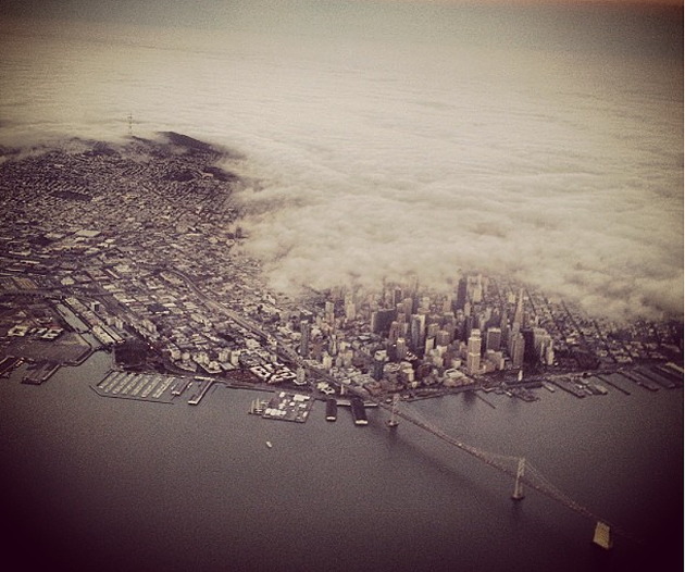 Dayumm, that's one fine-looking city right thurr. - STEVE EDELSTONE