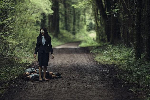Rachel Weisz in The Lobster - A24 FILMS