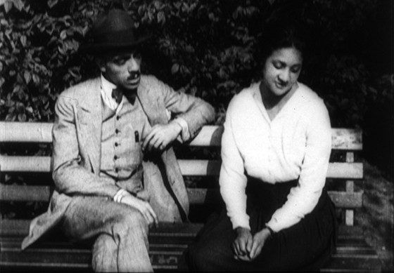 "Scene from ""Within Our Gates"" - COURTESY OF SAN FRANCISCO SILENT FILM FESTIVAL"
