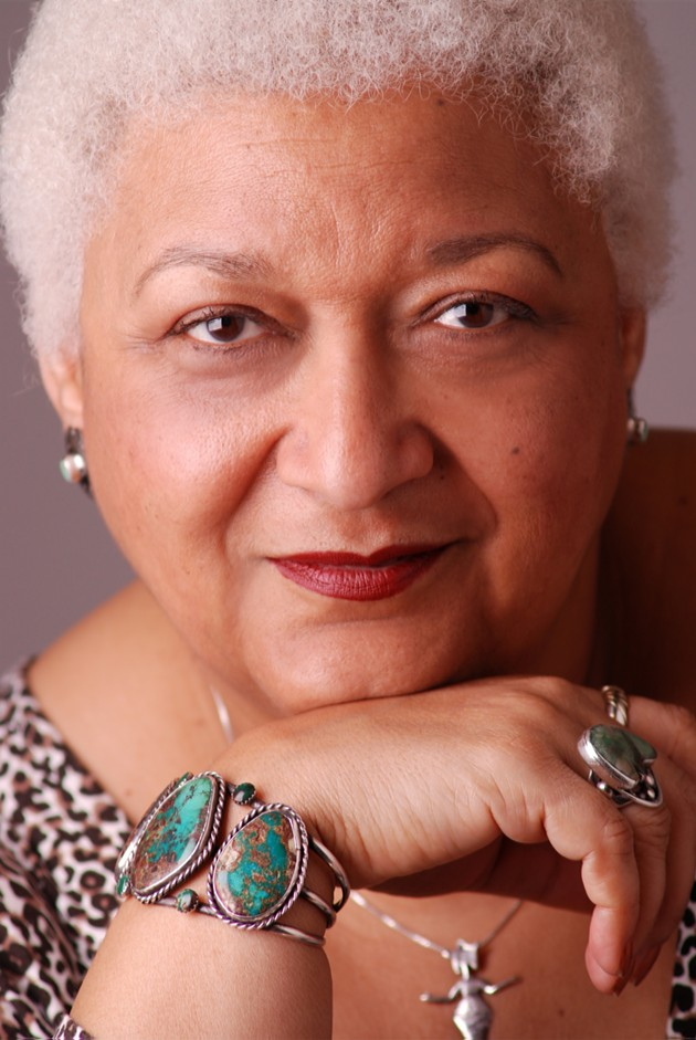 Author Jewelle Gomez - IRENE YOUNG