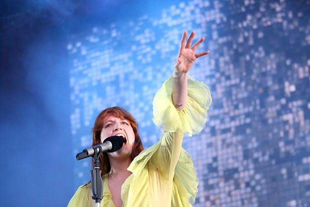 Florence + the Machine - PHOTO: STEFAN ARONSEN