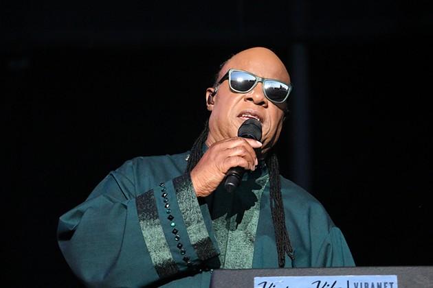 Stevie Wonder - PHOTO: STEFAN ARONSEN