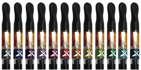 ABX CO2 oil cartridges made at the facility raided today. - ABSOLUTEXTRACTS