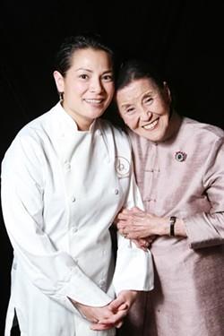 Belinda Leong and Cecilia Chiang - CHARLIE PINSKY, FRAPPE, INC.