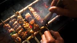 Skewers for Yakitori Tuesday - NAMU GAJI
