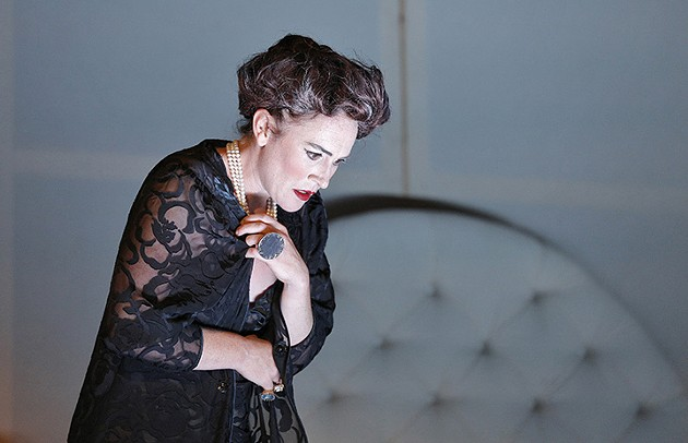 Laura Bohn as The Duchess. - CORY WEAVER