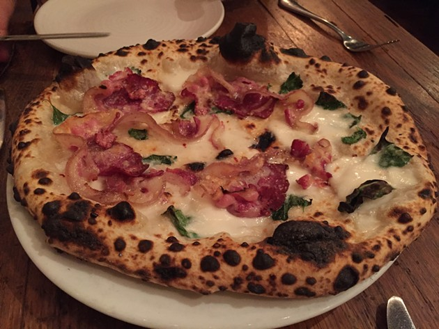 Testa pizza - PETER LAWRENCE KANE