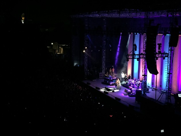 Alabama Shakes at the Greek, Berkeley - PHOTO: ZACK RUSKIN