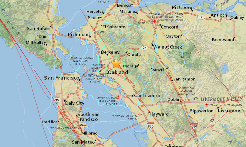 Earthquake Review: Hayward Fault, 2015 Vintage, Three Stars | The Snitch