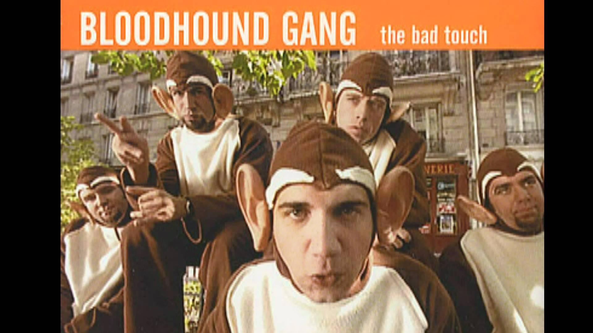 gang Bloodhound fuck