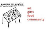 Richmond Art Center's 55th Annual Holiday Arts Festival