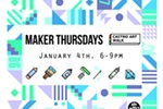 Maker Thursdays during the Castro Art Walk