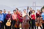Left Coast Ensemble at the Redwood Grove