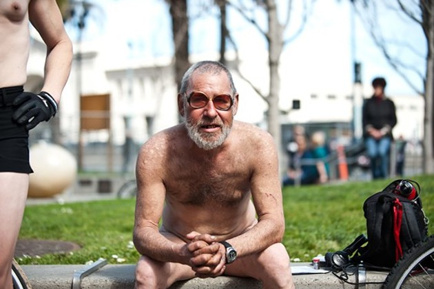 Hey, Perverts, Naked People Will Be in San Francisco