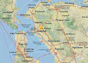 Earthquake Review: Hayward Fault, 2015 Vintage, Three Stars
