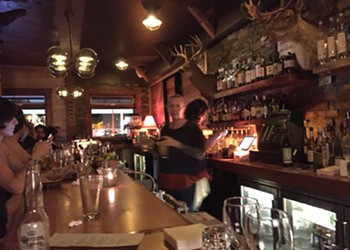 The Lodge on Piedmont Avenue: Antlers Above the Rest
