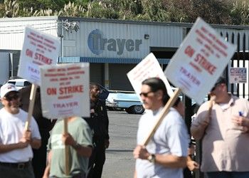 SF's Biggest Manufacturer Beats Union, Prepares to Leave