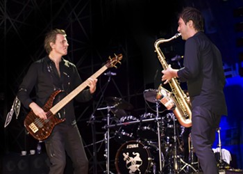 We Hung out with Duran Duran's John Taylor Before the Band's Greek Theatre Show Tonight