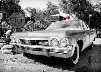 Yesterday's Crimes: The Wolfman of El Camino