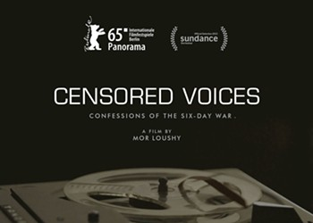 <i>Censored Voices</i>: New Doc Allows Israeli Soldiers To Speak