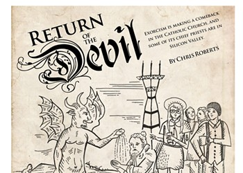 Return of the Devil: Exorcism's Comeback in the Catholic Church