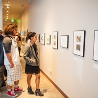 Night of A Thousand Sketches @ Cartoon Art Museum