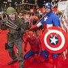 Comic Con Now Almost Entirely Bereft of Comic Books