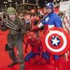 Comic Con Now Almost Entirely Bereft of Comic Books