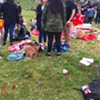 Multi-Million Dollar Startup Celebrates Acquisition by Trashing Dolores Park