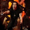 Danzig Confronts a Heckler at the Warfield