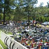Bike Racing and Food Trucks at Marin's CykelScramble Festival