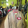 Rep SF: Old-School Niners Gear at Static Vintage in the Haight