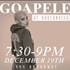 Oakland's Goapele to Play Free Show Next Saturday