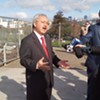 Mayor Lee Turns Dolores Park Tour Into Impromptu Press Conference Defending Police Chief Suhr