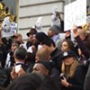 Protesters Disrupt Mayor Ed Lee's Inauguration