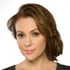 Meet Alyssa Milano Tomorrow at Macy's
