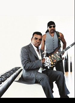 The Isley Brothers - Uploaded by Stern Grove