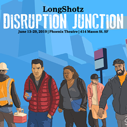 Disruption Junction - Uploaded by chromakit
