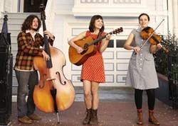 Little Folkies Family Band - Uploaded by irenaeide