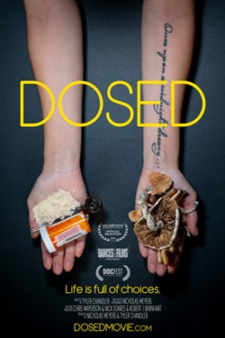 Official Movie Poster - Uploaded by DOSED Movie