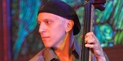 """Dave Ambrosio's """"Moments in Time"""" Band at Black Cat Jazz & Supper Club - Uploaded by accounts@blackcatsf.com"""