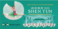 Shen Yun - The Arts That Connects Heaven and Earth - Uploaded by Shen Yun Event