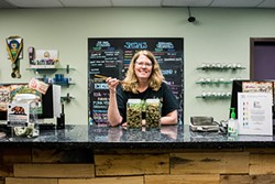 "MICHAEL ARES - Proud union employee Debby Goldsberry lost a $260,000-a-year job at the dispensary she cofounded after what she describes as a ""hostile takeover"" by her partners. That would not have happened, she says, had she been a union member then."